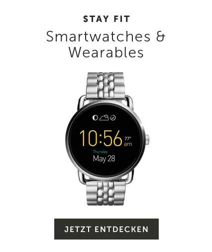 Smartwatches & Wearbles