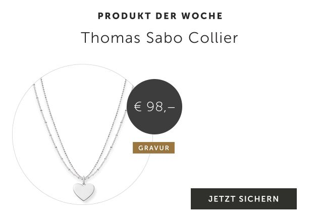 THOMAS SABO Collier
