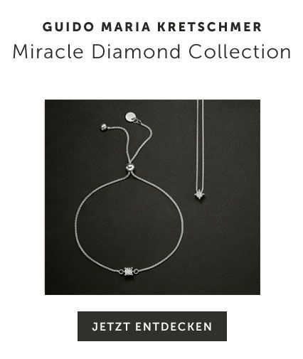 Guido Maria Kretschmer Miracle Diamond Collection