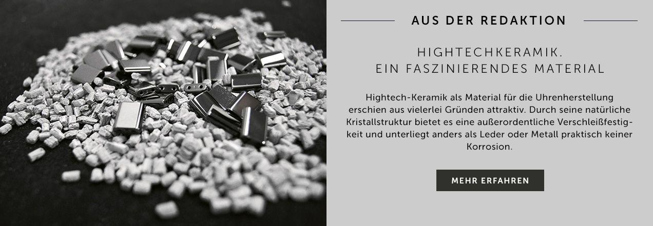 Magazin Beitrag Keramikuhren