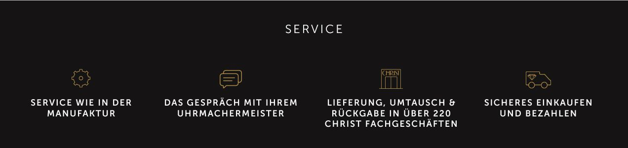 Premium Uhren und Schmuck Service