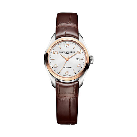 Baume & Mercier Damenuhr Clifton M0A10208
