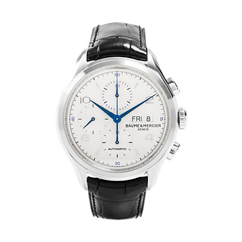 Baume & Mercier Chronograph Clifton M0A10123