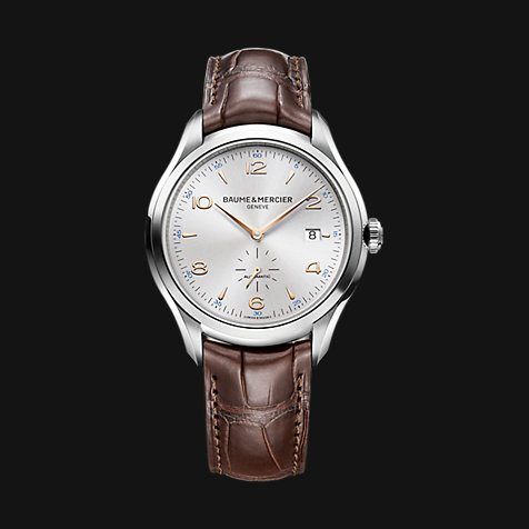 BAUME & MERCIER Herrenuhr Clifton M0A10054