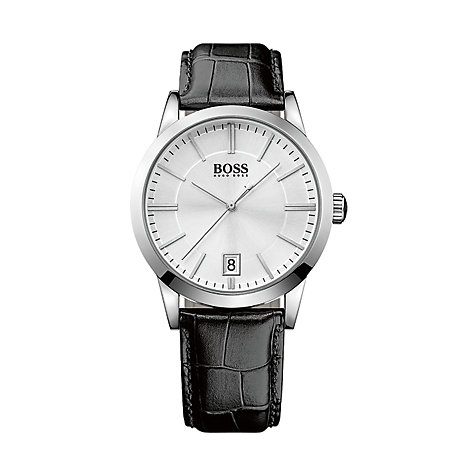 BOSS Herrenuhr Success 1513130