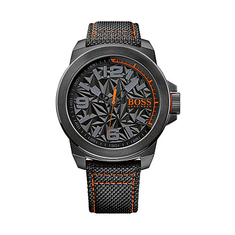 BOSS Orange Herrenuhr New York 1513343