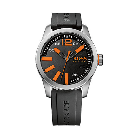 BOSS Orange Herrenuhr Paris 1513059