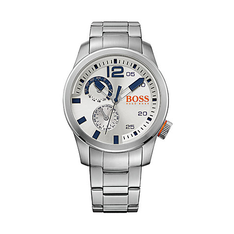 BOSS Orange Herrenuhr Paris 1513148
