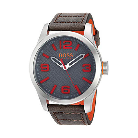 BOSS Orange Herrenuhr Paris 1513351