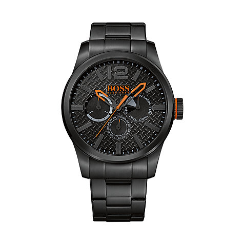 BOSS Orange Herrenuhr Paris Multi 1513239
