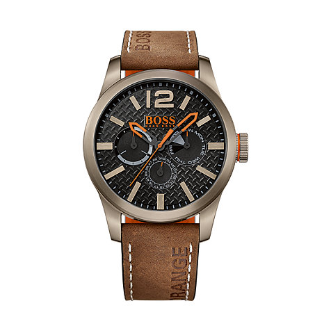 BOSS Orange Herrenuhr Paris Multi 1513240