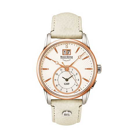 Bruno Söhnle Damenuhr Atrium Lady Gmt 17-63154-241