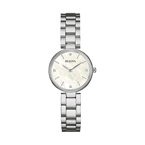 Bulova Damenuhr Diamonds 96S159