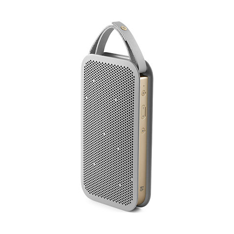 B&O PLAY by Bang & Olufsen Beoplay A2 Bluetooth Lautsprecher, Champagne Grey 1290988