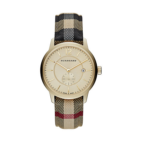 Burberry Damenuhr BU10001