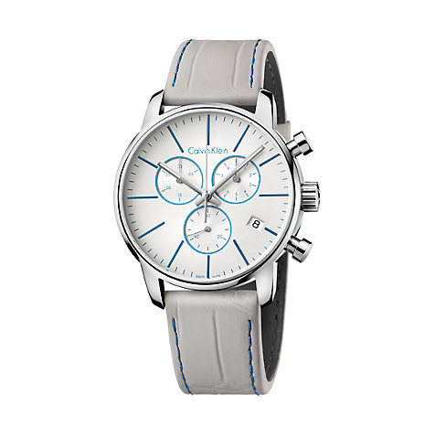 Calvin Klein Herrenchronograph City Extension K2G271Q4
