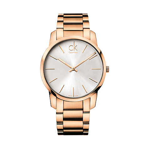 Calvin Klein Herrenuhr City K2G21646