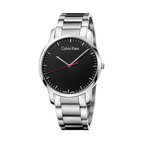 Calvin Klein Herrenuhr City K2G2G141