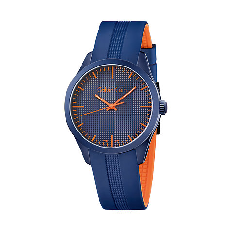 Calvin Klein Herrenuhr Color Extension K5E51GVN