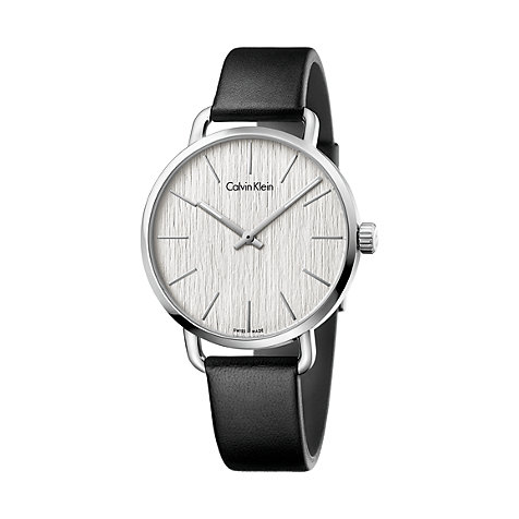 Calvin Klein Herrenuhr Even K7B211C6