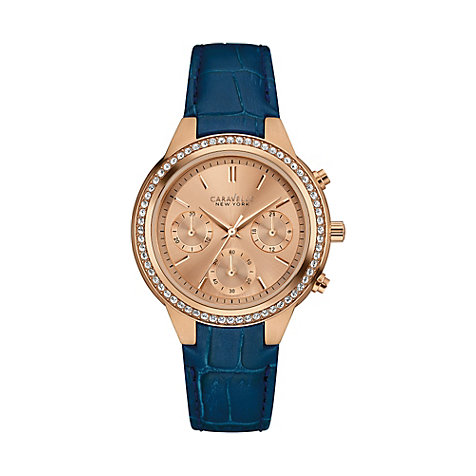Caravelle New York Damenchronograph New Boyfriend 44L183