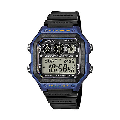 Casio Collection Chronograph AE-1300WH-2AVEF