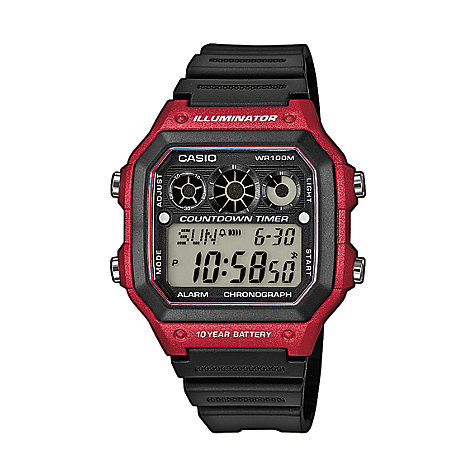 Casio Collection Chronograph AE-1300WH-4AVEF