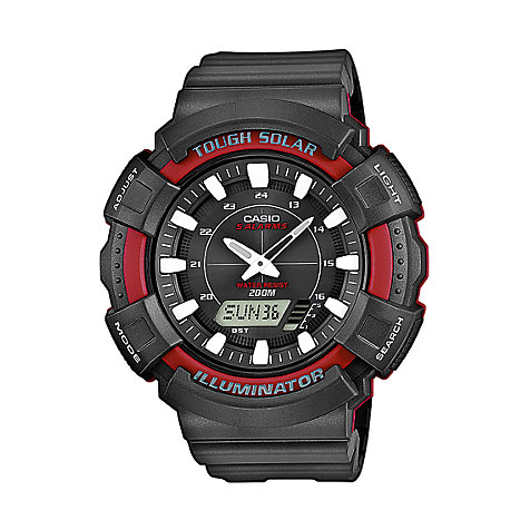 Casio Collection Herrenchronograph AD-S800WH-4AVEF