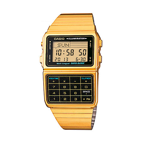 Casio Collection Retro DBC-611GE-1EF