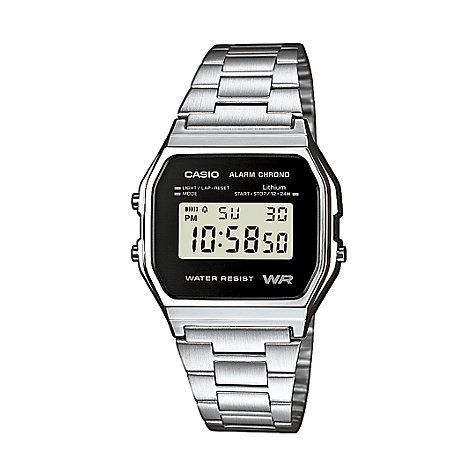 Casio Collection Retro Style A158WEA-1EF