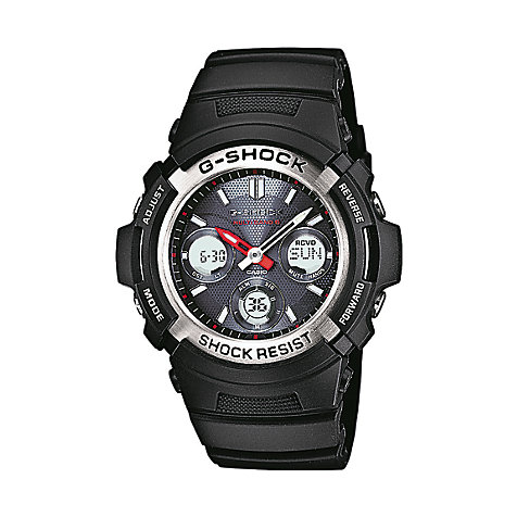 Casio G-SHOCK Classic Herrenchronograph AWG-M100-1AER