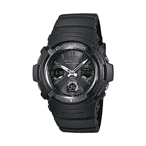 Casio G-SHOCK Classic Herrenchronograph AWG-M100B-1AER