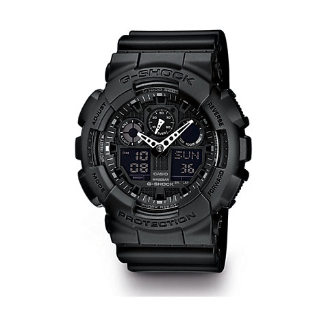 Casio G-SHOCK Chronograph GA-100-1A1ER