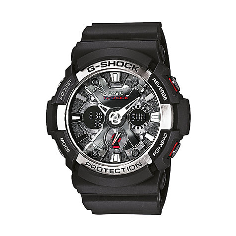 Casio G-SHOCK Chronograph GA-200-1AER