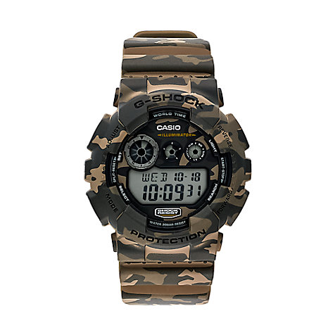 Casio G-SHOCK Style Series Herrenuhr GD-120CM-5ER