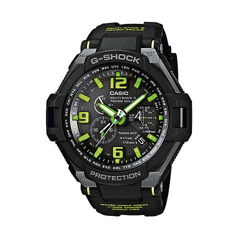 Casio g shock chronograph gw 4000 1a3er