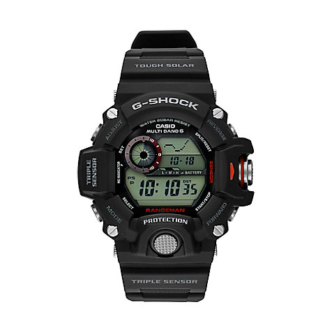 Casio G-SHOCK Premium Superior Series Herrenchonograph GW-9400-1ER