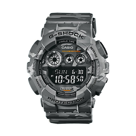 Casio G-SHOCK Style Series Herrenuhr GD-120CM-8ER
