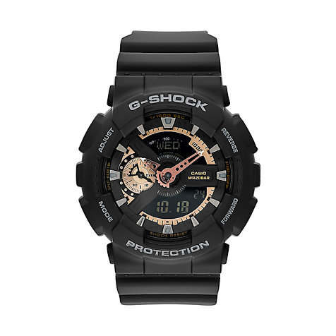 Casio G-SHOCK Style Series Herrenuhr GA-110RG-1AER