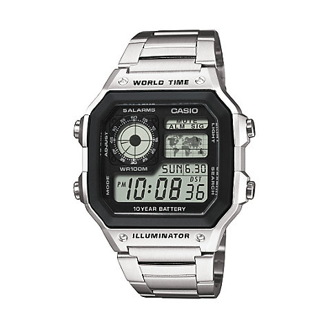 Casio Collection Herrenchronograph AE-1200WHD-1AVEF
