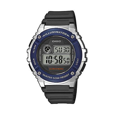 Casio Herrenchronograph Casio Collection Men W-216H-2AVEF