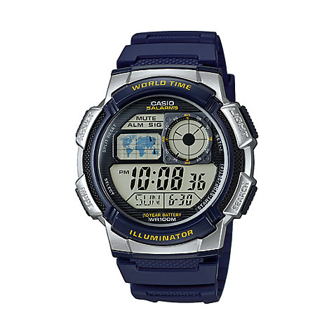 Casio Collection Herrenuhr AE-1000W-2AVEF
