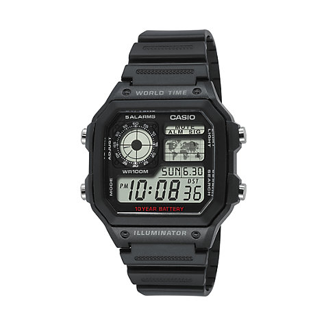 Casio Collection Herrenuhr AE-1200WH-1AVEF