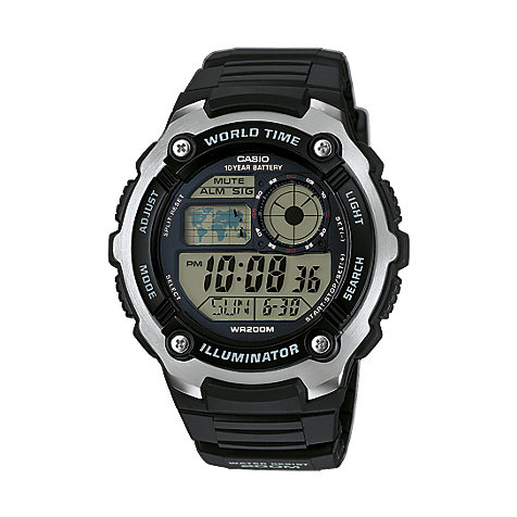 Casio Herrenuhr Collection Men AE-2100W-1AVEF