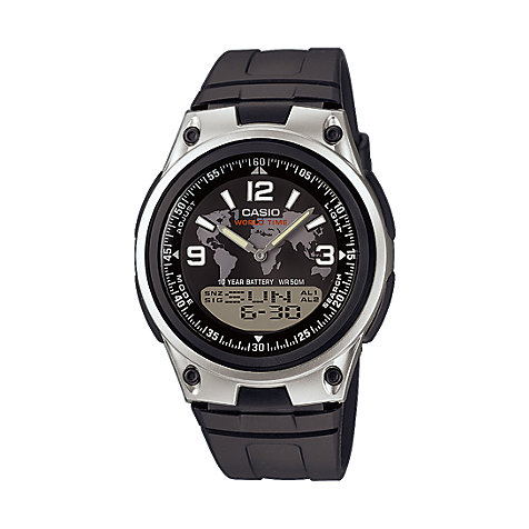 Casio Collection Herrenuhr AW-80-1A2VEF