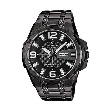 Casio EDIFICE Classic Herrenuhr EFR-104BK-1AVUEF