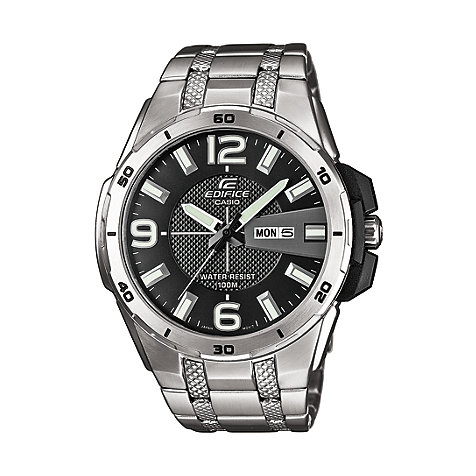 Casio Herrenuhr EDIFICE Classic EFR-104D-1AVUEF