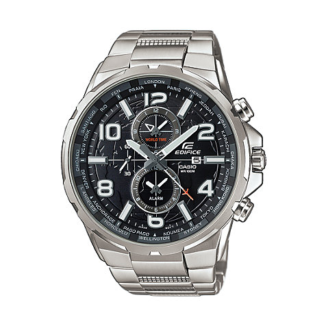Casio Herrenuhr EDIFICE Classic EFR-302D-1AVUEF