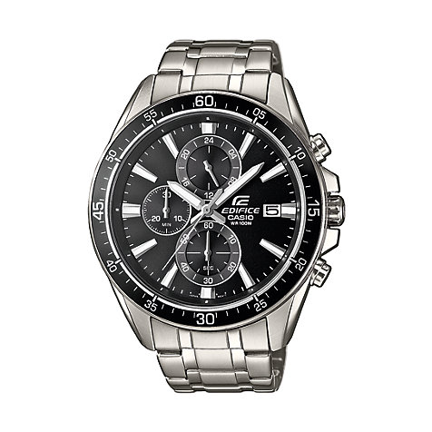 Casio Herrenuhr EDIFICE Classic EFR-546D-1AVUEF