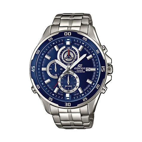 Casio Herrenuhr EDIFICE Classic EFR-547D-2AVUEF